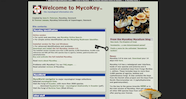 Mycokey Website