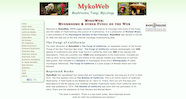 Mykoweb Website